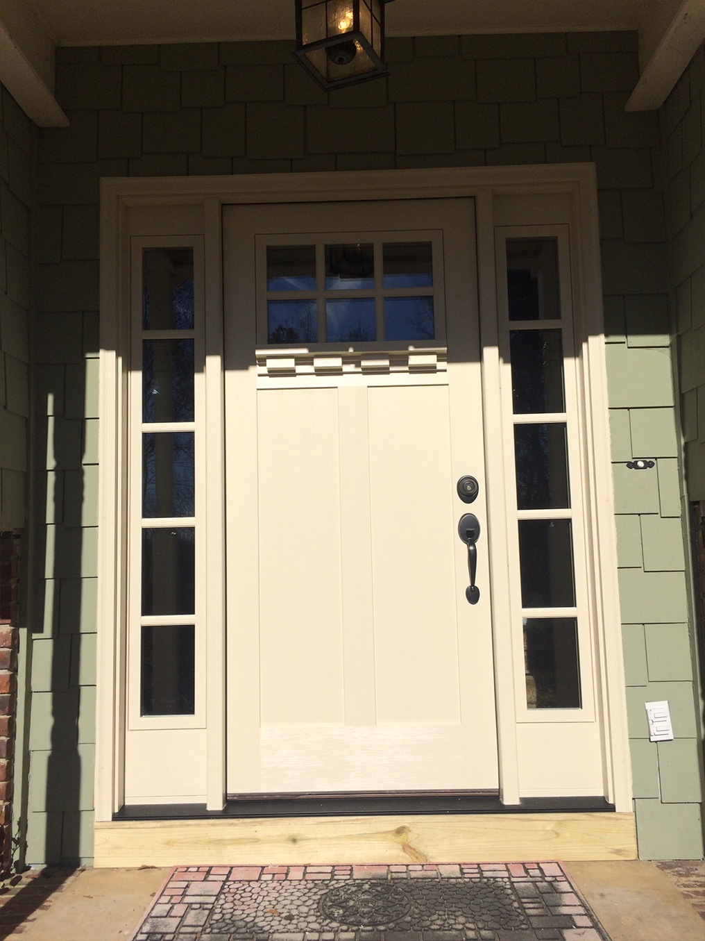 Entry Doors Before and After | Northgate Doors