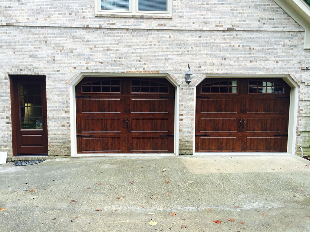 Garage doors before and after northgate doors after rubansaba