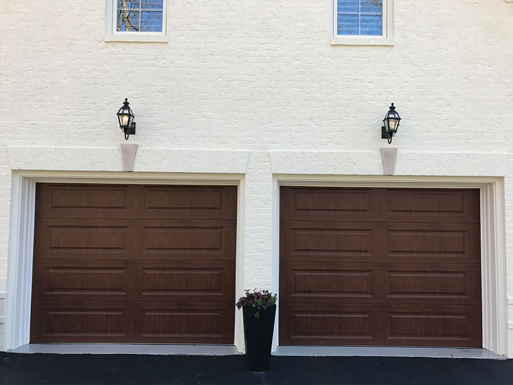 Garage doors finished jobs northgate doors no pushy sales tactics no gimmicks rubansaba